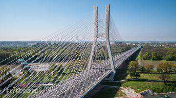 Most Rędziński we Wrocławiu (4/6)