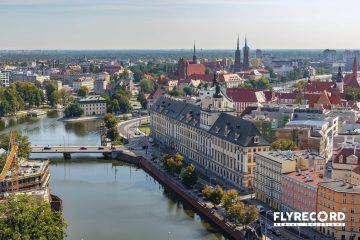 Rynek Wrocławski z drona (10/12)