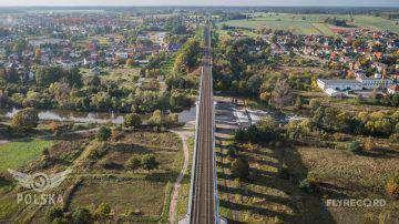 Wiadukt kolejowy w Bolesławcu (9/9)