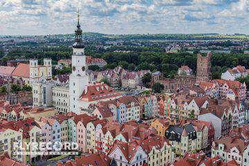 dron Nowa Brzeźnica zdjęcia, filmowanie (13/21)